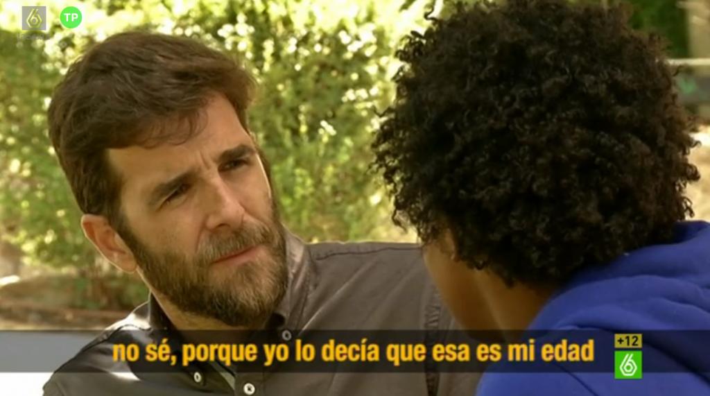 Reportaje El Intermedio. Gonzo+joven1
