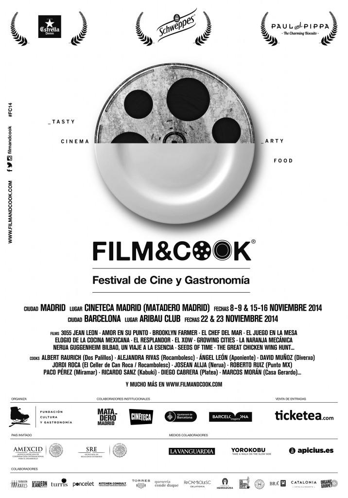 Cartel Film&Cook 2014